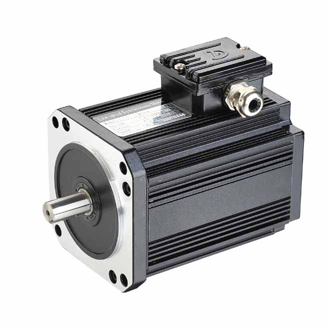 120STY series three-phase AC permanent magnet low-efficiency motors